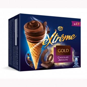 Conos Extreme Gold Absoluto Nestlé
