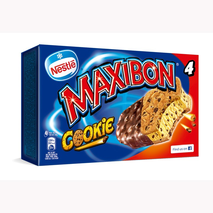 Maxibon Cookie Nestlé