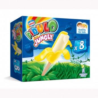 Pirulo Jungly Banana Nestlé