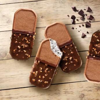 Mini bescuit nata i xocolata