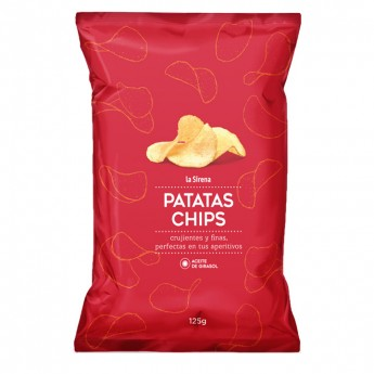 Patates xips