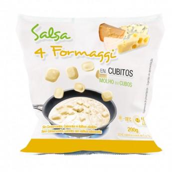Salsa 4 formatges