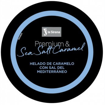 Tarrina Sea Salt Caramel Premium