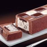 Lingot 3 chocolates premium