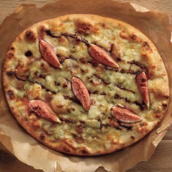 Pizza higos y gorgonzola Premium