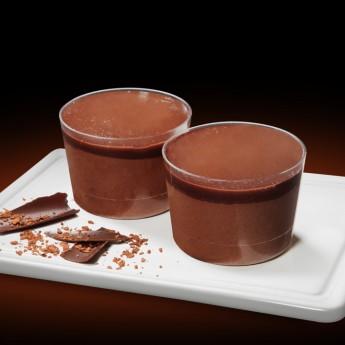 Vasets Mousse Xocolata Premium