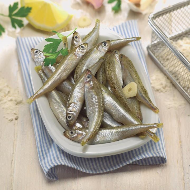 Pescado para fritura