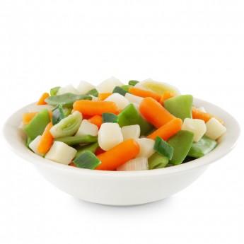 Verduras para crema y puré