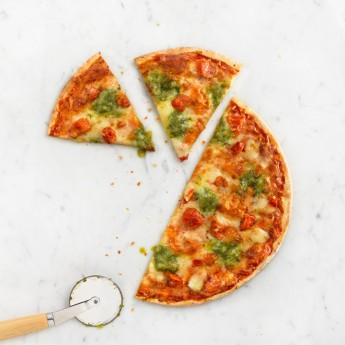Pizza extrafina Caprese