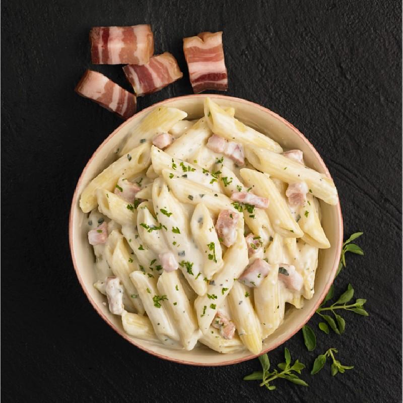 Comprar Macarrones Con Bechamel Y Bacon Online En La Sirena