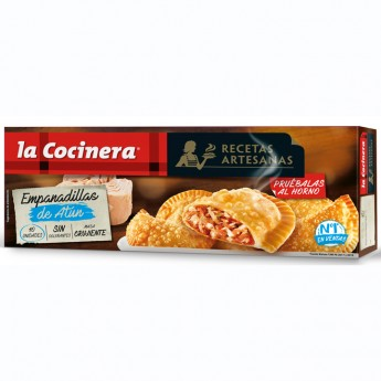 Empanadillas de atún La Cocinera