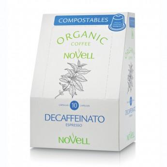 Café Bio Novell descafeinado