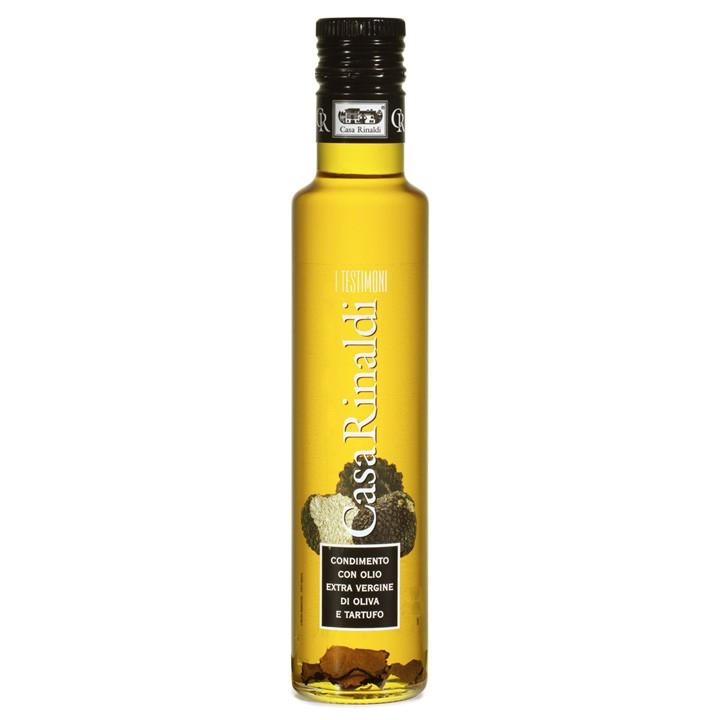Aceite oliva virgen extra y trufa Casa Rinaldi