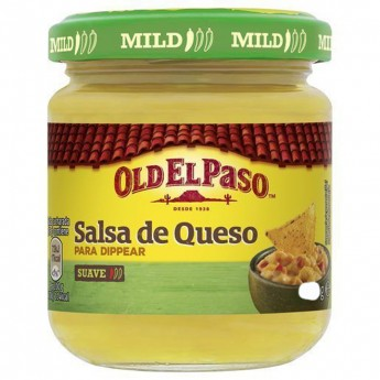 Salsa de formatge Old El Paso