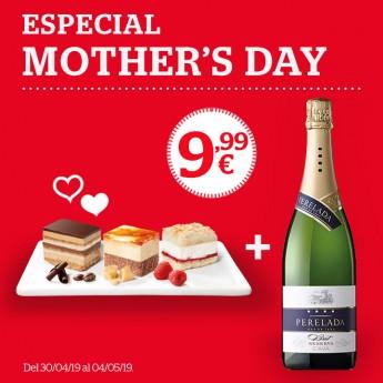 Especial Día de la Madre ¡TODO POR 9,99€!
