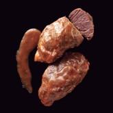 Galtes de porc rostides Premium