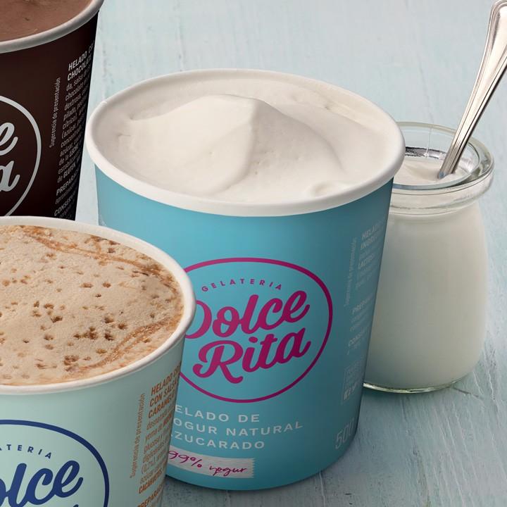 Terrina iogurt natural