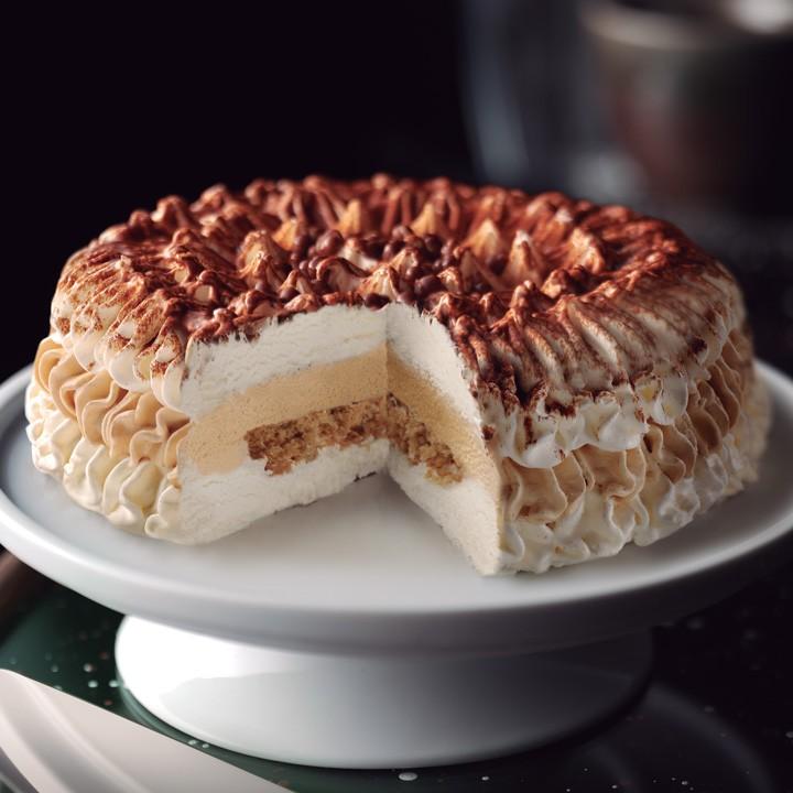 Pastís caramel