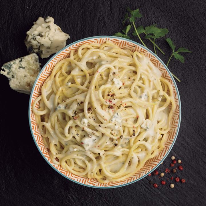 Spaghetti roquefort Listísimos