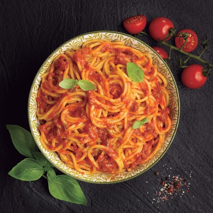Spaghetti boloñesa Listísimos