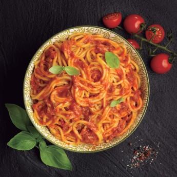Spaghetti bolonyesa Listísimos