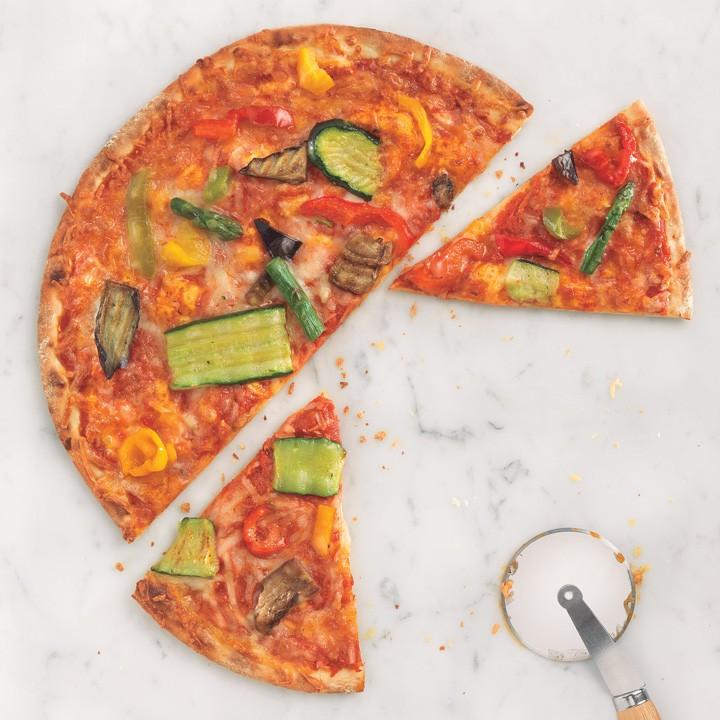 Pizza La Súper fina vegetal