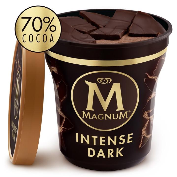 Tarrina magnum 70% cacao Frigo