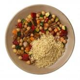 Tagín vegetal amb quinoa i mill