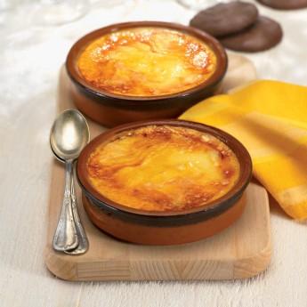 Crema catalana gelada
