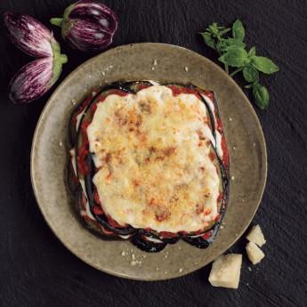 Parmigiana d' albergínia