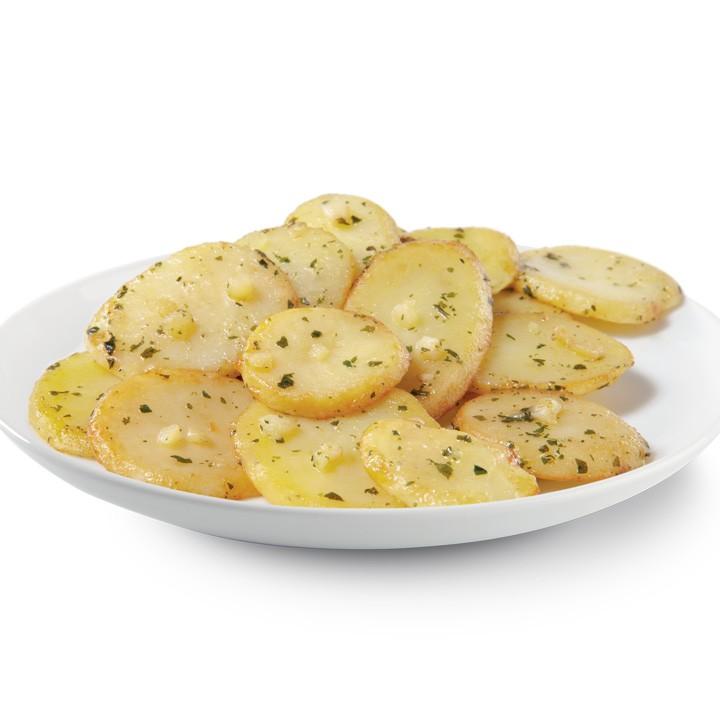 Patates amb all i julivert