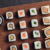 Sushi surtido makis 32 piezas
