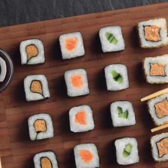 Sushi assortiment makis 32 peçes
