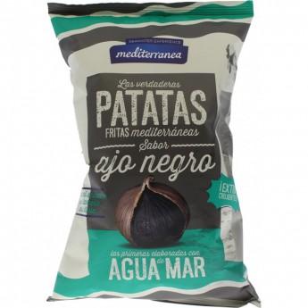 Patates fregides Mediterranea all negre