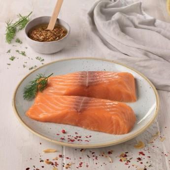 Lomos de salmón BIO
