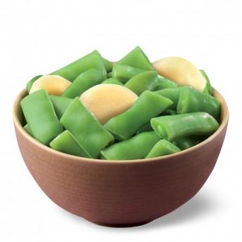Mongetes amb patates