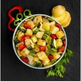 Guarnicion de verduras asadas Listísimos