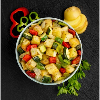 Guarnició de verdures rostides Listísimos