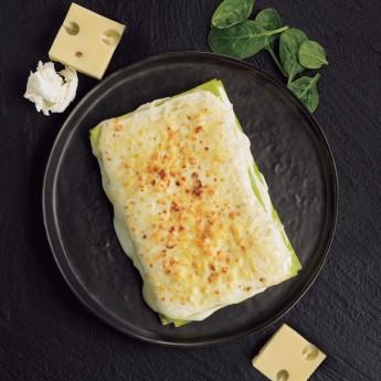 Lasagne verdi ai 3 formaggi