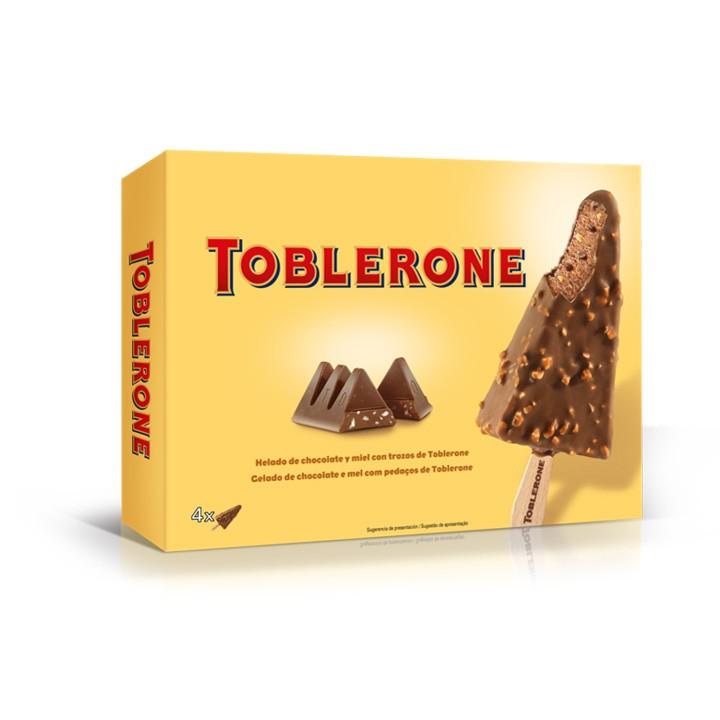 Toblerone bombó