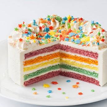 Rainbow Cake