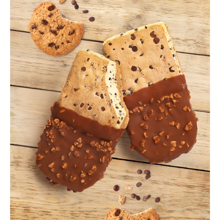 Sandvitx super cookie vainilla
