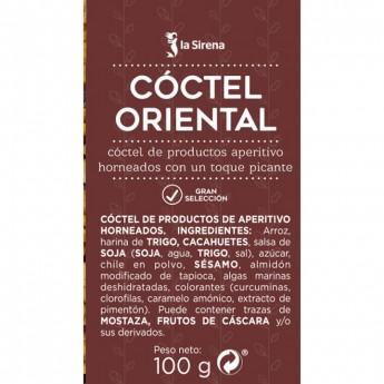 Coctel oriental