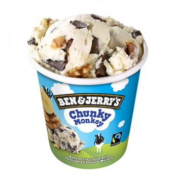 Terrina Ben&Jerry's Chunky Monkey