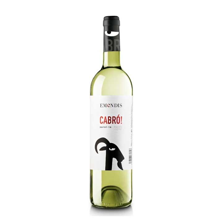 Vino Emendis Cabró blanc