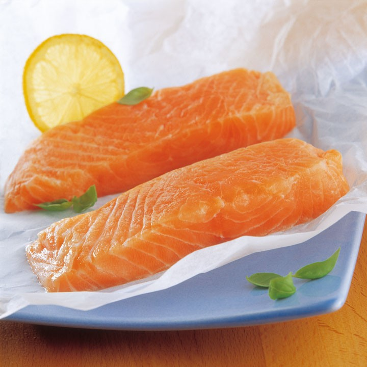 Lomo de salmón noruego Premium