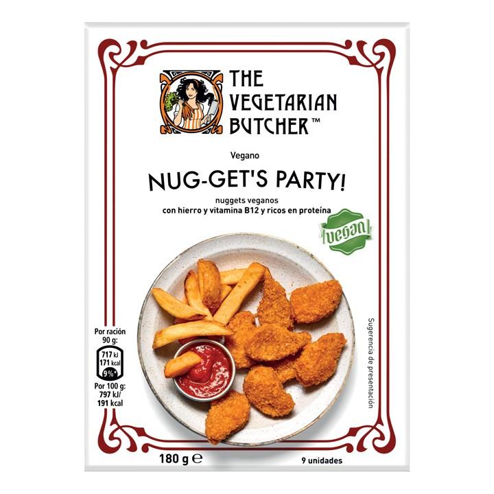 Nuggets Vegetarian Butcher