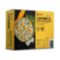 Risotto calabaza, gorgonzola y espinacas