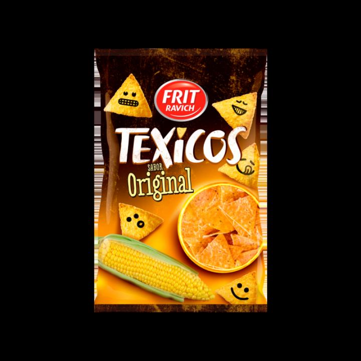 Texicos originales Frit Ravich