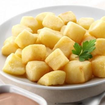 Patatas bravas básicas